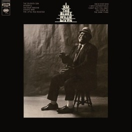I AM THE BLUES -HQ- 180GR. AUDIOPHILE PRESSING WILLIE DIXON, Vinyl LP