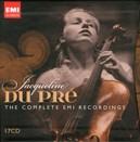 COMPLETE EMI RECORDINGS BARENBOIM/ZUKERMAN/BARBIROLLI