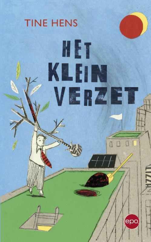 Het klein verzet Hens, Tine, Paperback