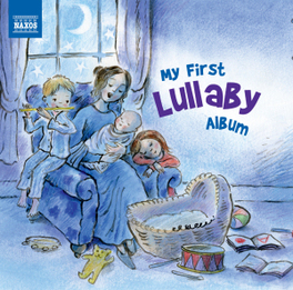MY FIRST LULLABY ALBUM V/A, CD