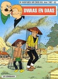 CHICK BILL 62. DWAAS EN DAAS CHICK BILL, Tibet, Paperback