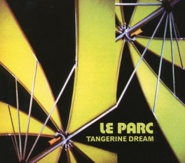 LE PARC REMASTERED 1985 ALBUM W/RARE BONUS TRACK TANGERINE DREAM, CD