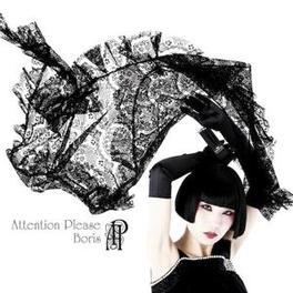 ATTENTION PLEASE U.S. RECORD STORE DAY 2011 EXCLUSIVE BORIS, LP