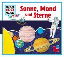 WAS IST WAS JUNIOR 19 FOLGE 19: SONNE, MOND & STERNE AUDIOBOOK, CD