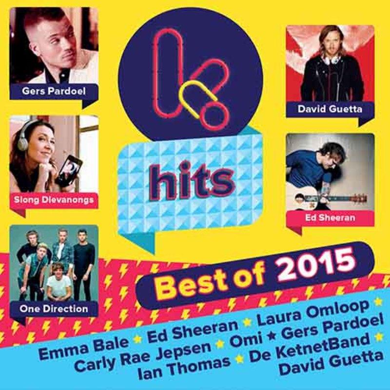 KETNET HITS 2015 BEST OF 2015 -W/EMMA BALE/ED SHEERAN/LAURA/OMI/A.O. V/A, CD