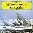 PIANO SONATAS WALDSTEIN/A APPASIONATA/LES ADIEUX W/ EMIL GILELS