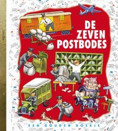 De zeven postbodes GOUDEN BOEKJES SERIE Gouden Boekjes, Brown, M. Wise, onb.uitv.