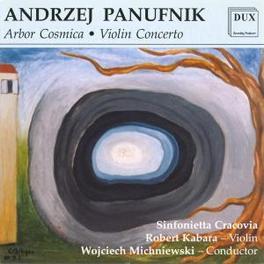 ARBOR COSMICA-VIOLIN CONC Audio CD, ANDRZEJ PANUFNIK, CD