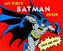 My First Batman Book