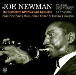 COMPLETE SWINGVILLE.. .. SESSIONS // 3LP'S IN 2CD'S JOE NEWMAN, CD
