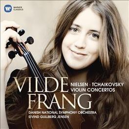 NIELSEN-TCHAIKOVSKY.. DANISH RADIO S.O./EIVIND GULBERG JENSEN VILDE FRANG, CD