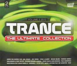 TRANCE ULTIMATE.. .. COLLECTION 2012 VOL.2 V/A, CD