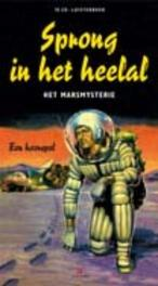 Sprong in het heelal 10 CD'S DEEL 2-HET MARSMYSTERIE/CHARLES CHILTON het marsmysterie een hoorspel luisterboek, Chilton, Charles, onb.uitv.