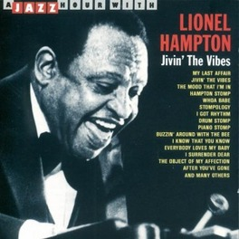 A JAZZ HOUR WITH JIVIN' THE VIBES Audio CD, LIONEL HAMPTON, CD