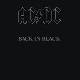 BACK IN BLACK -LTD/HQ- 180GR. AC/DC, LP