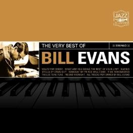 VERY BEST OF BILL EVANS, CD