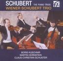 PIANO TRIOS WIENER SCHUBERT...