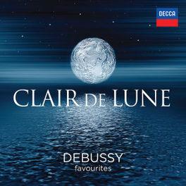 CLAIR DE LUNE VARIOUS//INCL.BONUS CD C. DEBUSSY, CD