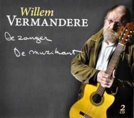 ZANGER/MUZIKANT -DIGI- WILLEM VERMANDERE, CD