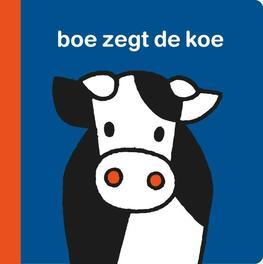Nijntje Boekje XL editie boe zegt de koe