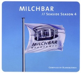 MILCHBAR SEASIDE SEASON 4 DELUXE HARDCOVER PACKAGE BLANK & JONES, CD