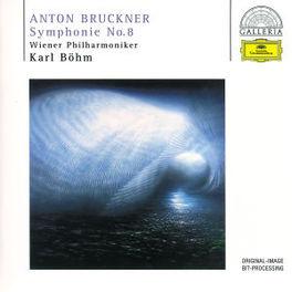 SYMPHONY NO.8/METAMORPHOS W/WIENER PHILHARMONIKER, BOHM Audio CD, A. BRUCKNER, CD