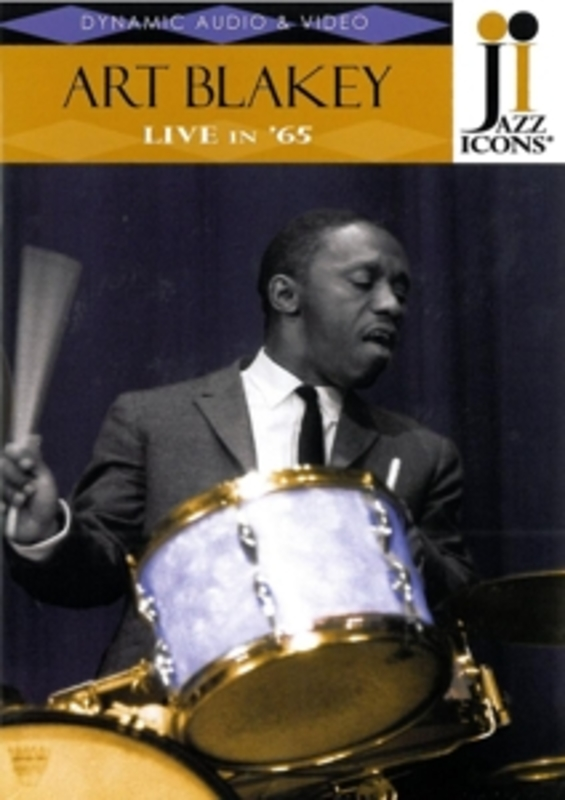 Jazz Icons: Art Blakey