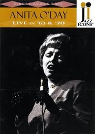 Jazz Icons: Anita O Day