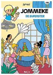 JOMMEKE 156. DE SUPERSTER JOMMEKE, Nys, Jef, Paperback