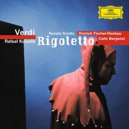 RIGOLETTO /RAFAEL KUBELIK Audio CD, G. VERDI, CD