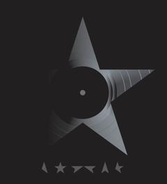 BLACKSTAR -HQ/GATEFOLD- 180GR. BLACK VINYL / DIE-CUT JACKET DAVID BOWIE, Vinyl LP