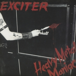 HEAVY METAL MANIAC EXCITER, CD
