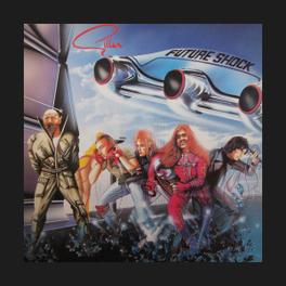 FUTURE SHOCK -HQ- 1981 ALBUM GILLAN, Vinyl LP