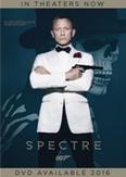Spectre, (DVD)