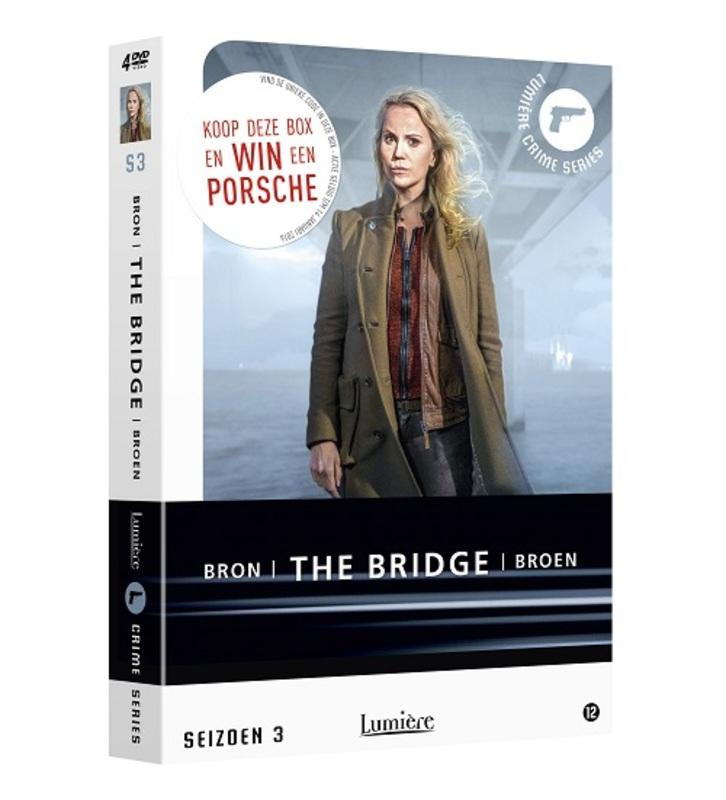 Bridge - Seizoen 3 (CAST: SOFIA HELIN, KIM BODNIA) (DVD) TV SERIES, DVDNL