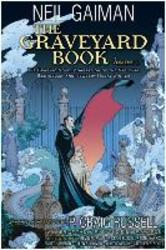The Graveyard Book Graphic...
