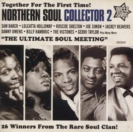 NORTHERN SOUL COLLECTOR 2 W:DANNY OWENS/JOHNNY JONES/JOE MURPHY/GENE CHANDLER/+ V/A, CD