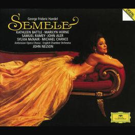 SEMELE W/BATTLE, HORNE, RAMEY, JOHN NELSON-CONDUCTS Audio CD, G.F. HANDEL, CD