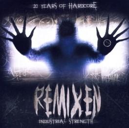 REMIXEN-INDUSTRIAL STRENG V/A, CD