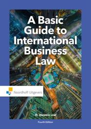 A basic guide to international business law H. Mr. Wevers, Hardcover