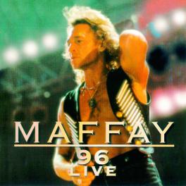 MAFFAY '96 LIVE PETER MAFFAY, CD