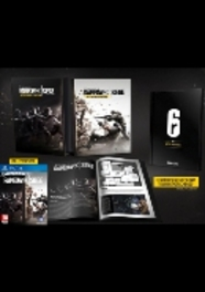 Rainbow Six Siege Art Of Siege Edition - PS4