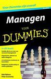 Managen voor Dummies