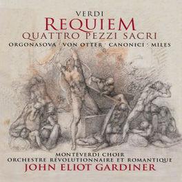REQUIEM -MONTEVERDI CHOIR/O.R.R./GARDINER Audio CD, G. VERDI, CD