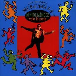 LOS MEJORES MEREGUES KINITO MENDEZ, CD