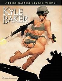 Modern Masters Kyle Baker, Nolen-Weathington, Eric, Paperback