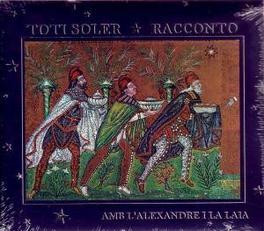 RACCONTO TOTI SOLER, CD