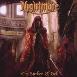 BURDEN OF GOD NIGHTMARE, CD