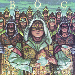 FIRE OF UNKNOWN ORIGIN Audio CD, BLUE OYSTER CULT, CD