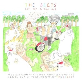 LET THE POISON OUT 3RD FULL-LENGTH BEETS, Vinyl LP